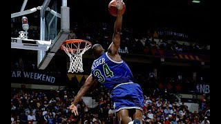 Best of the 1994 Slam Dunk Contest