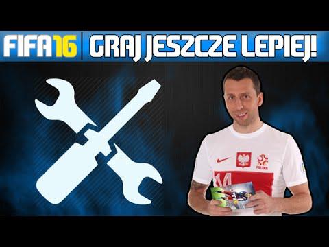 FIFA 16 - Graj Jeszcze Lepiej! - Personalizacja Gry