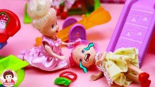 ละครบาร์บี้ ตอน องุ่นไปโรงเรียน เพื่อนใหม่แห่งโรงเรียนอนุบาล Barbie Story