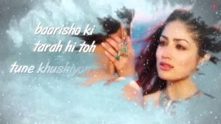 SANAM RE Title Song LYRICAL   Sanam Re   Pulkit Samrat, Yami Gautam, Divya Khosla Kumar   T Series