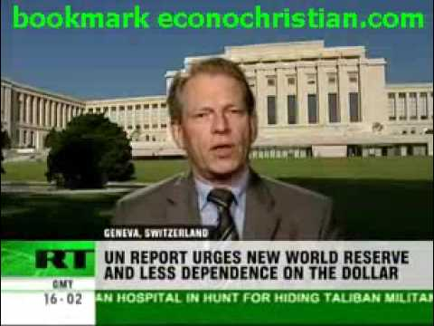 Economic Collapse: RT's Max Keiser, China, UN World Currency 09/09