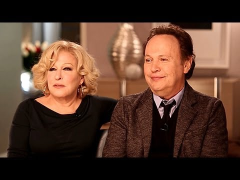 Bette Midler, Billy Crystal on 'Parental Guidance'