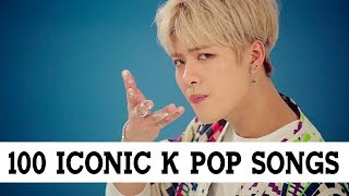 Download Lagu 100 Iconic K Pop Songs Gratis STAFABAND
