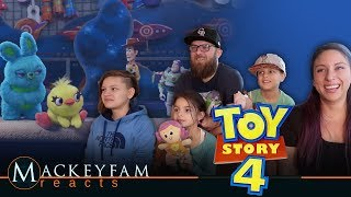Toy Story 4 | Teaser Trailer Reaction- REACTION and REVIEW!!!