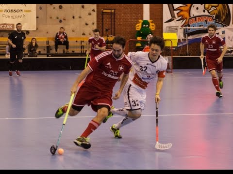 Men's WFCQ 2016 - SUI - GER Highlights