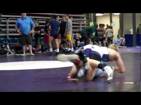 124 Logan Welcher Michigan Chubb Chubb vs Brandon Meek BC Lakeview