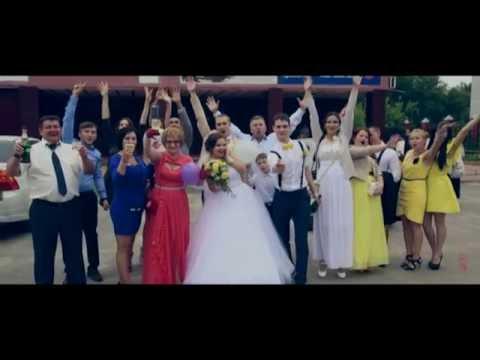 Свадебный Клип Тани и Владимира
