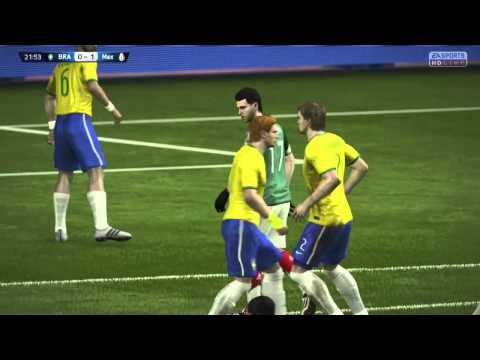 Ifvpa Brasil vs Ifvpa Mexico 1ª tempo