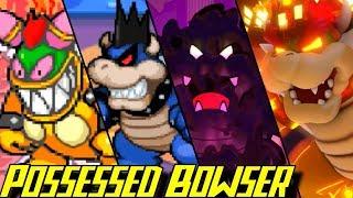 Evolution of Possessed Bowser Battles (2001-2017)