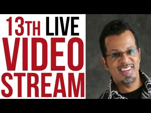 13th Live Video Stream - Introducing the Daniel Fast with Carlton Pearson