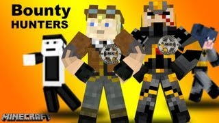 NPC Revenge - Bounty Hunters in Minecraft 1.7