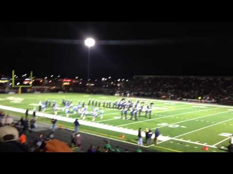 St Ignatius High School Marching Band - Gagnam Style