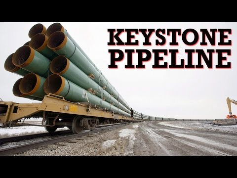 Here's the Truth About the Keystone Pipeline | Jesse Ventura Off The Grid - Ora TV