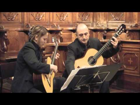 Пьяццолла Астор - Adios Nonino (2 guitars)