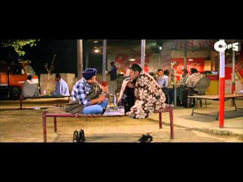 Diljit and Gippy drinking at Dhaba - Really Funny - Jihne Mera...
