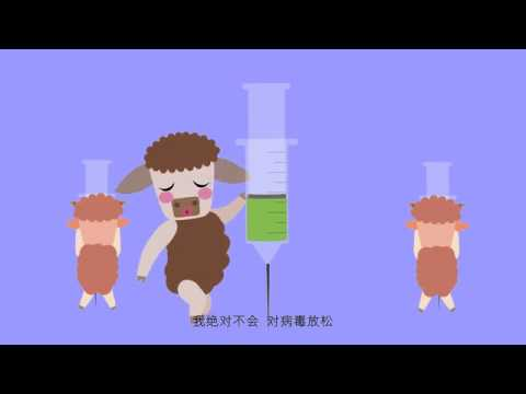 Kill the Avian influenza virus-Animated Short Film