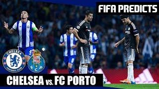 Chelsea vs. FC Porto | 9 Dec 2015 | UEFA Champions League