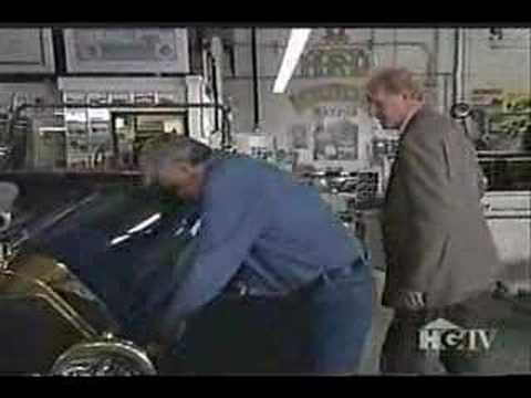Jay Leno's Owens Magnetic Video