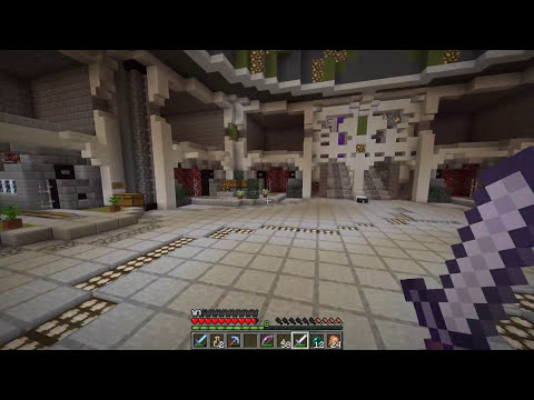 Arkas Builds Mindcrack - Episode 66 :: Final Season 4 Tour