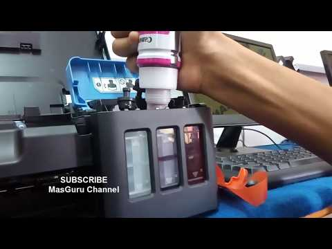 Unboxing Canon G1000 By MasGuru