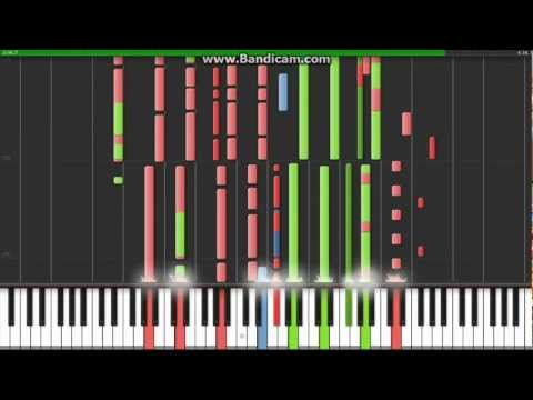 The Rocky Horror Show - Science Fiction/Double Feature Piano Tutorial