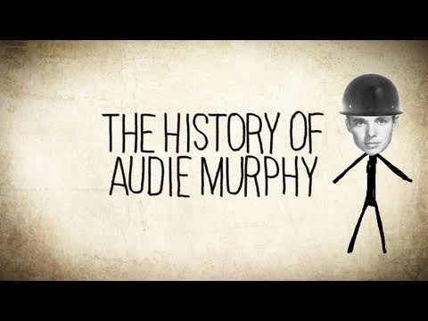 The History of Audie Murphy - a Short Story
