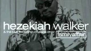 Watch Hezekiah Walker Patiently Waiting video