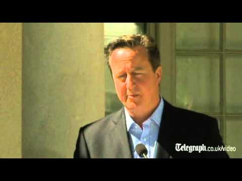 David Cameron outlines British values to be taught in schools