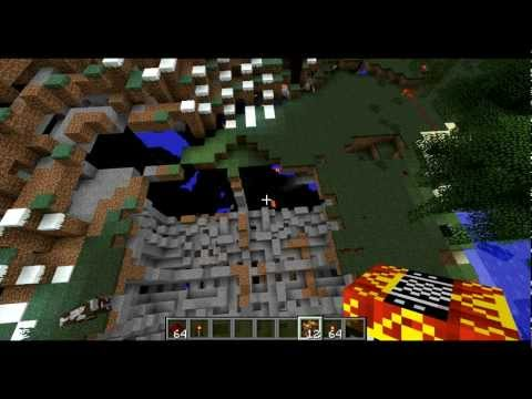 Minecraft Atomic Bomb Mod Review