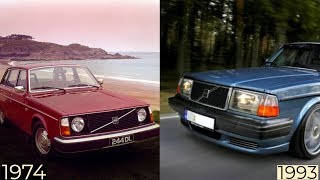 Volvo 200 Through The Years