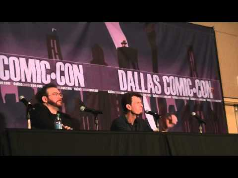 Kevin Conroy Q&A Dallas Comic Con