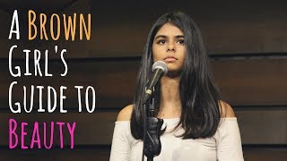 """A Brown Girl's Guide To Beauty"" - Aranya Johar"
