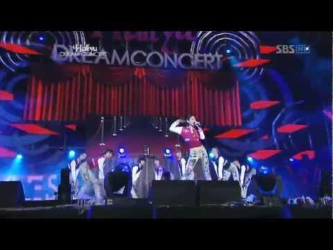 Nine Muses - Intro + No Playboy 100919  Sbs Hallyu Dream Concert video