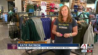 L.L. Bean paying employees to hike