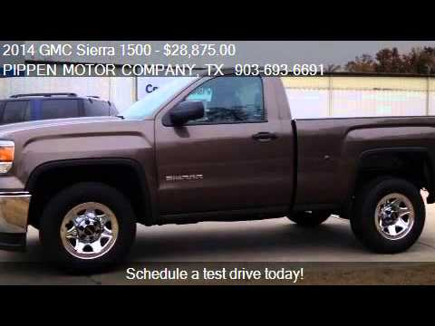 2014 GMC Sierra 1500 BaseFleet for sale in Carthage, TX 7563