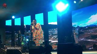 "Moelogo Performs For The First Time In Nigeria | #ONSWAG 2017 ""One Night Stand With Adekunle Gold"""