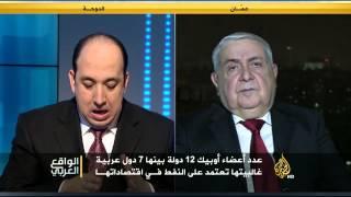 الواقع العربي- منظمة الدول المصدرة للنفط.. الواقع والتحديات