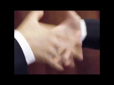 "Трамп и Путин ""Первое"" рукопожатие | Trump and Putin ""The First"" Handshake"