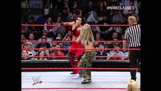 Diva Tag Team Match - January 23, 2006