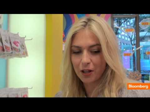 Maria Sharapova's `Sugarpova' Goes International