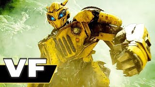 BUMBLEBEE Bande Annonce VF (2018) NOUVEAU Transformers