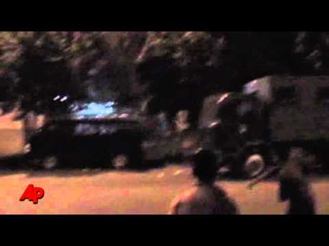 Raw Video: Riots in Cairo After Church Attack
