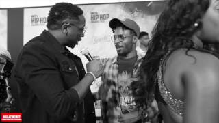 Isiah rashad BET Hip Hop Awards