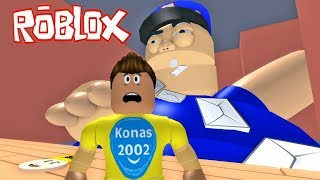 Roblox Escape the Mail Man Obby ! || Roblox Gameplay || Konas2002