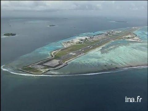 Maldives : Aéroport d'Hulule et Malé