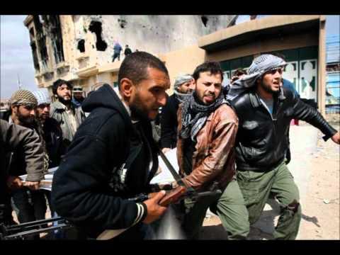 The  Libyan Revolution 2011