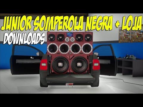 GTA San Modificado : Saveiro Perola Negra + Loja JuNiOr SoM