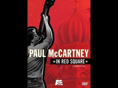Paul McCartney - In Red Square Live   (Full Album)