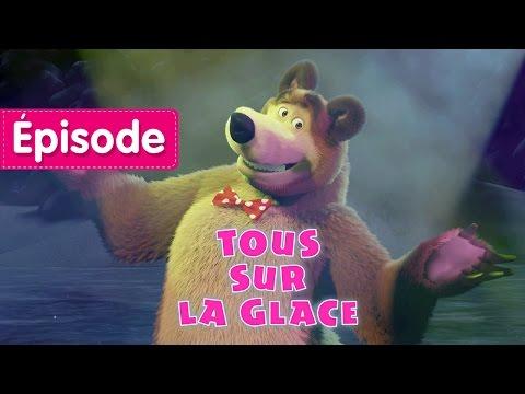 Masha et Michka - Tous Sur La Glace (Épisode 10)