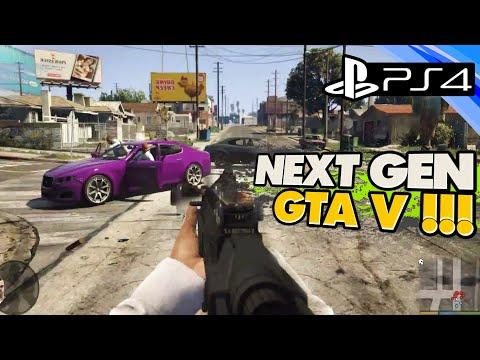 GTA 5 PS4 - EPIC NEXT GEN!!! Live Stream - GTA V Online & Campaign